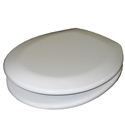 Picture of Toilet Seat -Plastic White Flex 11 Spotless-BATH390250- (EA)