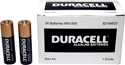 Picture of AA Duracell Battery 1.5v-BATT347000- (BOX-24)