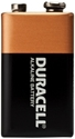Picture of 9V Duracell Rectangle Battery -BATT347200- (BOX-12)