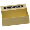 Picture of Ashtray-Outdoor Metal Floor Sabco Smokers - Cream / Yellow Colour-BINS386750- (EA)
