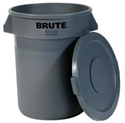 Picture of Rubbermaid Brute Container\Bin Lid Only 2619-BUCK370060- (EA)