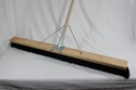 Picture of Broom Head and Stay and Handle Complete 900mm Wooden Industrial-CLEA372160- (EA)