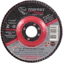 Picture of Flap Disks  100mm (4in) x 16mm  40grit - SAWA-DISK763210- (BOX-10)
