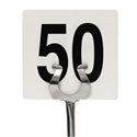 Picture of Table Numbers 1-50 (Stands Not Included)-DOYL191210- (EA)