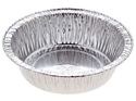 Picture of Pie Foil Container- Small Pie Round - 73mm Round Base x 26mm High-FCON135200- (EA)