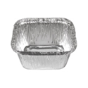 Picture of Small Square Extra Deep Sweet Dish 336ml - 106mm x 106mm x 43mm-FCON135452- (SLV-50)