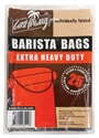 Picture of Coffee Knock Tube / Dump Tube Bags -GARB025950- (SLV-25)