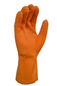 Picture of Gloves Latex Gauntlet 325 HARPOON Heat Resistant Oven Glove-GLOV471690- (PAIR)