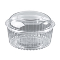 Picture of Food/Show Bowl Clear Plastic 32oz DomeLid 960mlapprx-HCON149150- (SLV-25)