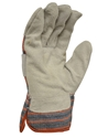Picture of Candy Stripe Leather Gloves Split Palm-LGLV795160- (PACK-12)
