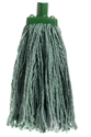 Picture of Mop Head 400gm - GREEN-MOPS367356- (EA)