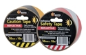 Picture of Tape - Reflective Adhesive Yellow / Black 50mm x 10mt-MSAF838460- (ROLL)