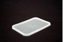 Picture of Rectangle Lid to fit Plastic Container Genfac-PCON139500- (SLV-50)