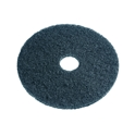 Picture of Floor Pad 38cm Round Black Stripping -SCRU374855- (EA)