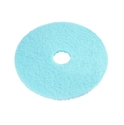 Picture of Floor Pad 40cm Lustre Lite Blue -SCRU374883- (EA)