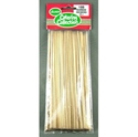 Picture of Bamboo Skewers  20cmx2.5mm Retail -STRW178100- (SLV-100)