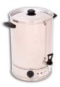 Picture of Urn Stainless Steel Crown 20L-URNS244805- (EA)
