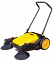 Picture of Broomezy Industrial Push Along Sweeper-WARE663500- (EA)