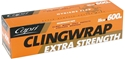 Picture of Cling wrap 600mtx33cm Zip Safe Extra Strength -WRAP075455- (CTN-6)