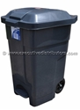 Picture of 70 Litre Wheelie Bin With Pedal-BINS386400- (EA)