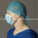 Picture of Face Mask Surgical Earloop  -3 Ply - BLUE-APPR490730- (CTN-1000)
