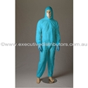 Picture of Coveralls Polypropylene Blue -Standard Non-Rated-CLTH832116- (CTN-50)