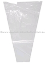 Picture of Plastic Herb Sleeves Clear #4 - 35cm x 24.5cm -WRAP074311- (CTN-1000)