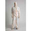 Picture of Coveralls - White Microporous Water Resistant type 4/5/6-CLTH832103- (EA)
