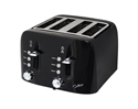 Picture of Upright Toaster - 4 Slice - Black-EQUI238607- (EA)