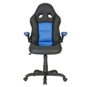 Picture of Executive Chair - High Back - Racing Design - Black / Blue-FURN358729- (EA)