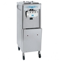 Picture of Taylor 791 Floor Standing Gravity Fed Double Barrel Soft Serve Machine 3Ph 10A-EACC236860- (EA)