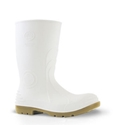 Picture of Gumboots -Ankle Length - Lightweight PVC White-APPR489932- (PAIR)