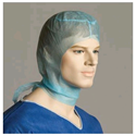 Picture of Polypropylene Disposable Blue Hood-APPR490770- (CTN-1000)