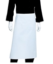 Picture of Apron Bin White No Pocket P/C Nylon Ties 71x86cm-APPR493900- (EACH)