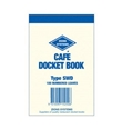 Picture of Café Docket Books 100s ZIONS-DKTB338305- (EA)