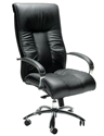 Picture of Executive Chair -Big Boy - High Back -Premium Leather - Black-FURN358717- (EA)