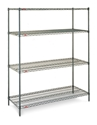 Picture of Adjustable Shelves to suit Shelving - 1500mm L x 455mm D - Wire epoxy coated-FURN358475- (EA)