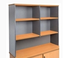 Picture of Desk Hutch 1200 x 1070 x 315mm -FURN359319- (EA)