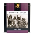 Picture of Byron Bay Date & Ginger Gift Canister 200gm-BBAY273350- (EA)