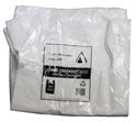 Picture of Singlet Bag XLge H/D Jumbo White 700x400+200 (**Not to be used as carry bags <35um**)-SNGB020500- (CTN-1000)