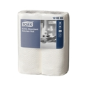 Picture of Roll Towel Kitchen Extra Absorbent 2 Ply 120 Sheets Tork 2314025-PTOW426610- (PACK-8)