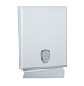 Picture of ***IL***Squat Plastic Dispenser to Fit Hand Towel-Compact (29.5cm high)-DISP431028- (EA)