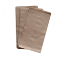 Picture of Napkin - Recycled Kraft Brown Range - Luncheon Napkin Multifold-NAPK188609- (CTN-3000)