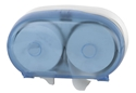 Picture of Toilet Roll Dispenser Next Turn Double Compact Plastic -on Loan-DISP433960- (EA)