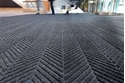 Picture of Micah Premier Entrance Matting-Smooth Back- in Blacksmoke Fully Edged 900 x 1200mm-MATT359205- (EA)
