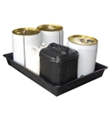 Picture of PVC Chemical Spill/Drip Tray - 45L - 81 x 61 x 10cm-MSAF838955- (EA)