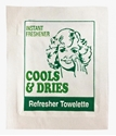 Picture of Refresher Towellettes -sachets-WIPE379400- (CTN-2000)