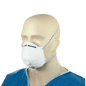 Picture of P2 Standard Dome Disposable Respirators With Valve Moulded-RESP820415- (CTN-240)