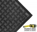 Picture of Premium Solid Comfort Flow #121 no holes Anti-Slip/Anti-Fatigue Matting with Bevel Edges - CUSTOM -MATT359974- (EA)