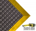 Picture of Ergostance #310Y Anti-Fatigue Matting with Yellow bevelled edges CUSTOM SIZE-MATT359975- (EA)